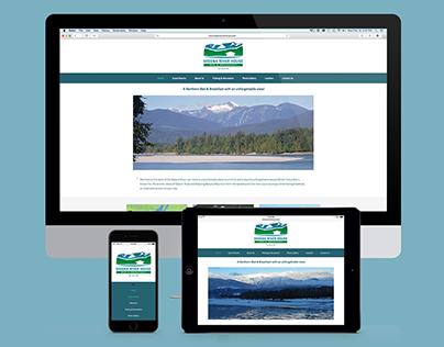 Skeena River House – Logo & Website Design