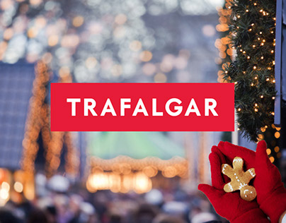 TRAFALGAR Christmas 2017 / HTML5 Campaign