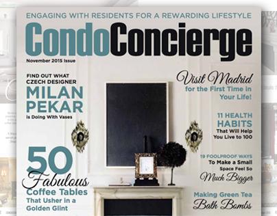 Condo Concierge Magazine