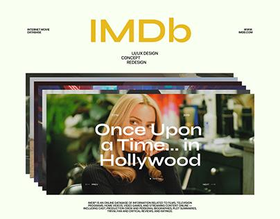 IMDb — New website