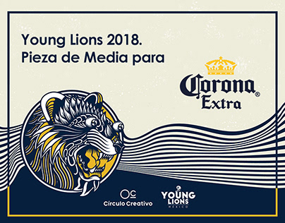 Young Lions, México 2018. Media.