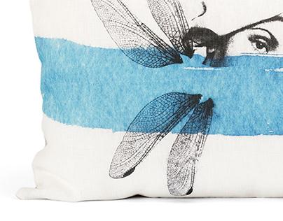 Artwork as a Pillow / Inspiration