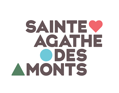CITY BRANDING / Sainte-Agathe-des-Monts