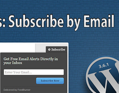 How To Create Feed Box Email Subscription For Feeds