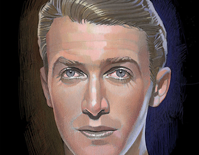 Cover Art for Jimmy Stewart Biography
