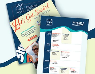 SHE Week Program Workbook