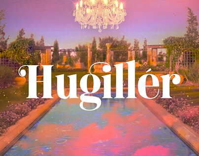 Hugiller Display Stylish Font