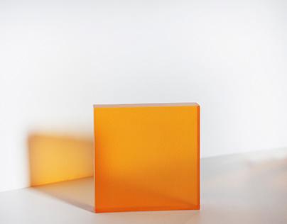 Experimental Product Shots