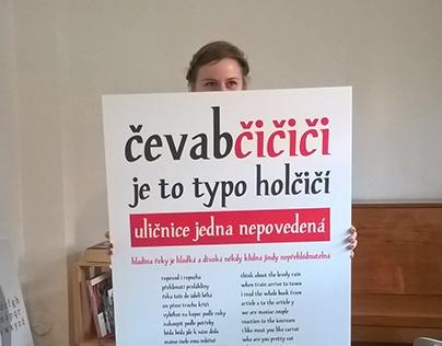 Neposeda font