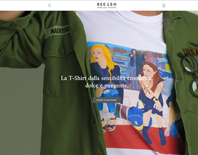nerosunero & RECLUSE: Italian Fashion Design