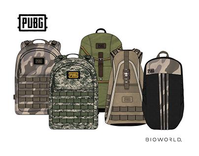 PlayerUnknown's Battlegrounds (PUBG) Bag Col.