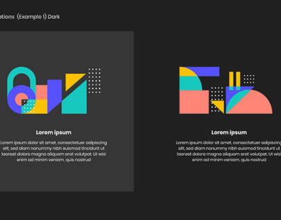 Process - Project Illustrations