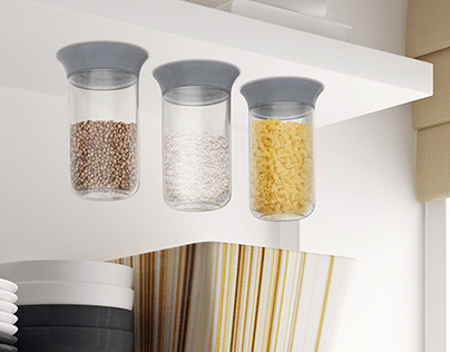 Wholeder suction storage system