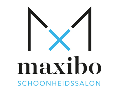 Maxibo beauty salon identity