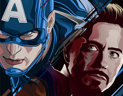 Civil War Fan Art
