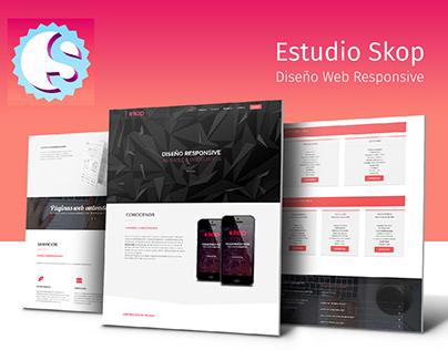 Estudio Skop | WordPress web design