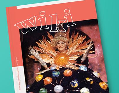 Wiki Magazine
