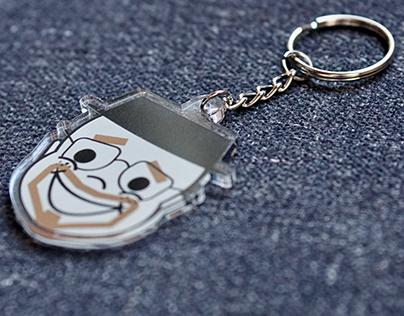 Breaking Bad Keychains