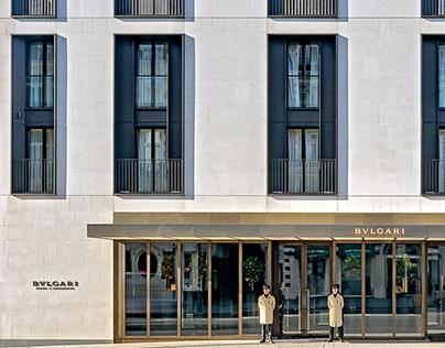 Bulgari Hotel London - HR website