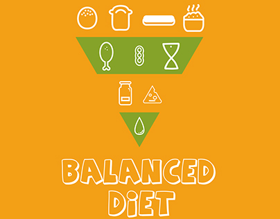 Charity for balanced diet.