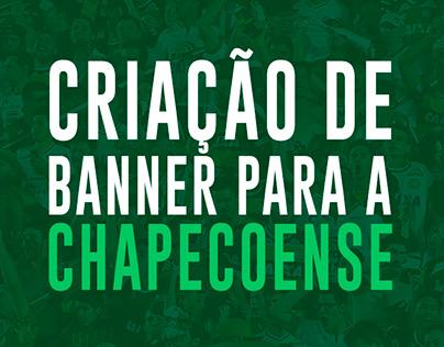 Banner #ForçaChape