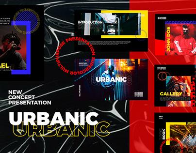 Urbanic Modern Powerpoint