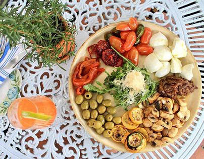 La Toscana- Food Photography