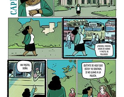 En bandada - comic 2020