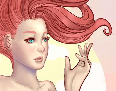 Flower Breast