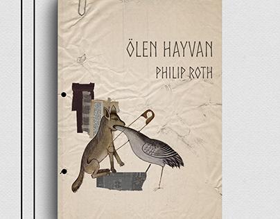 Ölen Hayvan - Book Cover Design