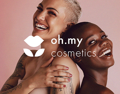 Oh.my - Skincare brand concept