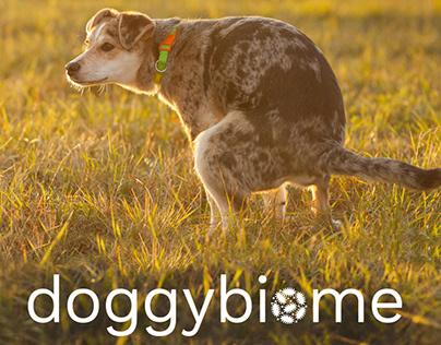 DoggyBiome - KickStarter Campaign Graphics