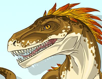 Velociraptor Transformation