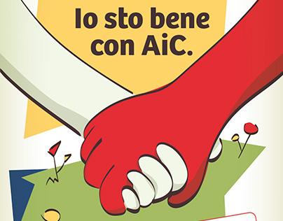 Io sto bene con AiC.