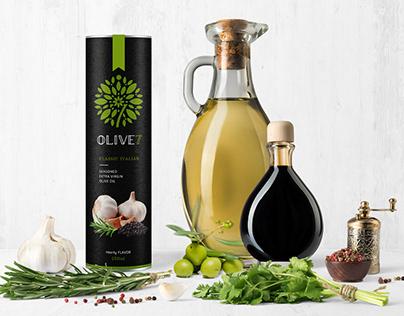 OLIVE7 Olive Oil
