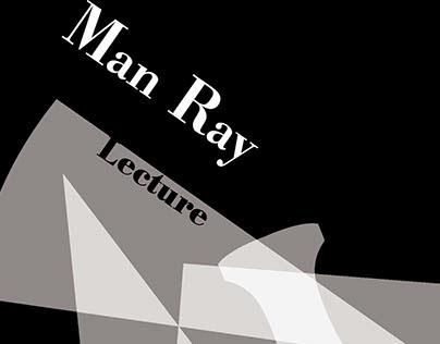 Man Ray Poster
