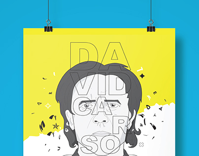 David Carson: Influential Typographer