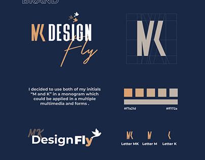 Mk Design Fly -- Brand Logo