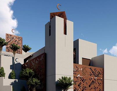 Husniyah AL-Kurdi Mosque