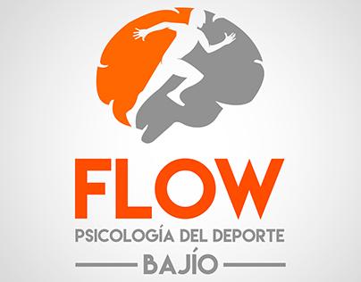 Logotipo para consultorio de psicología deportiva.
