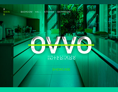 OVVO interior showcase concept