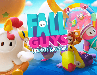 Fall Guys - XD Daily Challenge