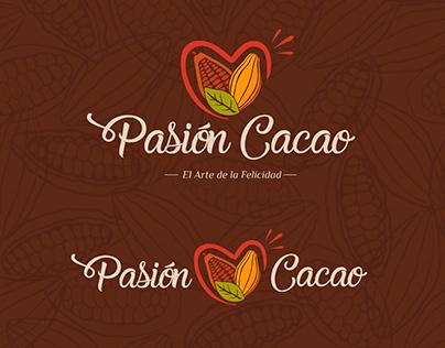 Creación de Marca (Pasión Cacao)