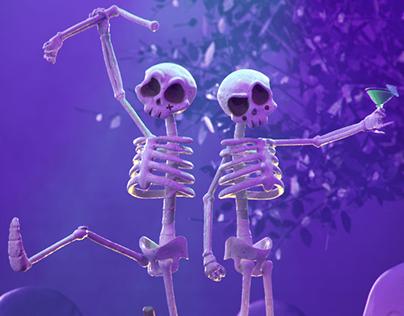 Skeleton Pals