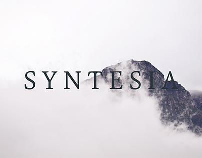 S Y N T E S I A – Font