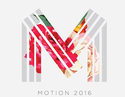 Motion Conference Design