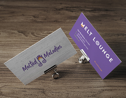 Logo, Business Cards & Pitch Deck