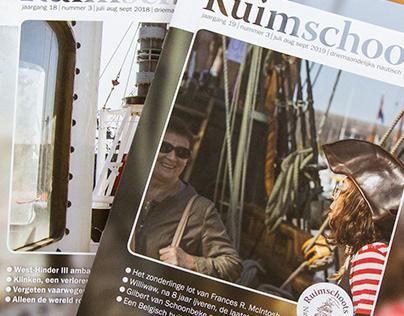 Ruimschoots - nautisch tijdschrift