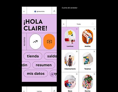 arty | mobile app