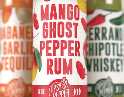 Tipsy Pepper Hot Sauce